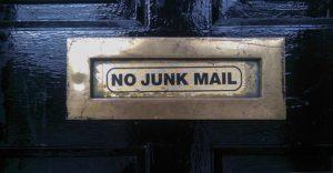 Start an email list when you start a blog